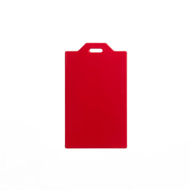Bergo Hot red värinäyte