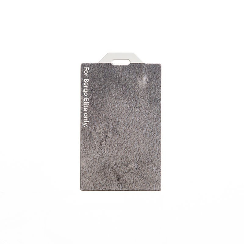 Bergo Marble grey värinäyte