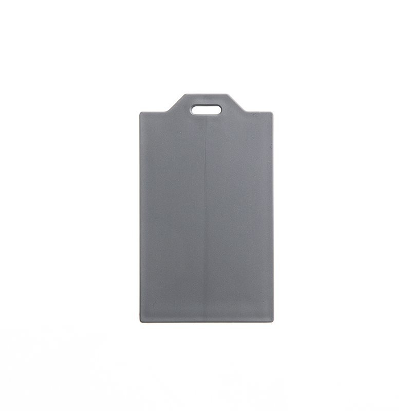 Bergo Metal grey värinäyte