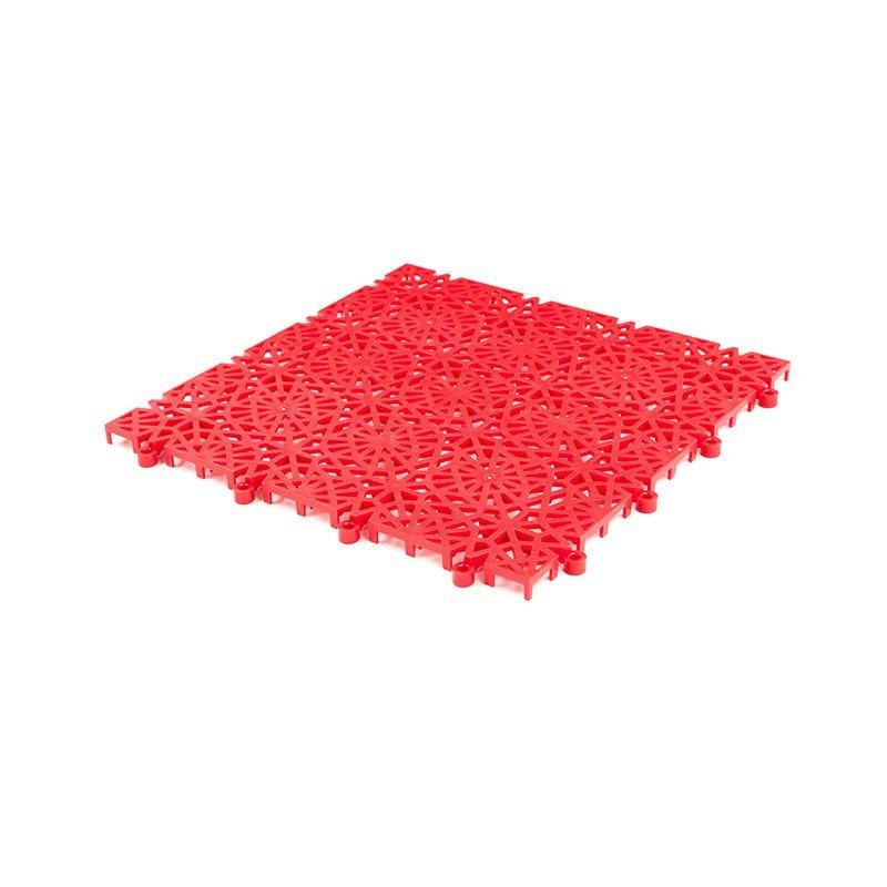 Bergo Royal System 1 Hot red laatta