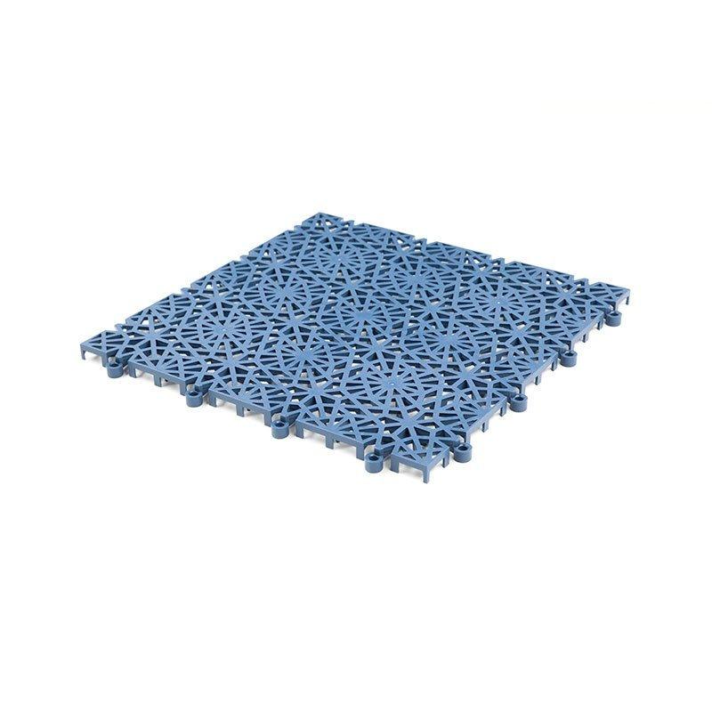 Bergo Royal System 1 Steel blue laatta