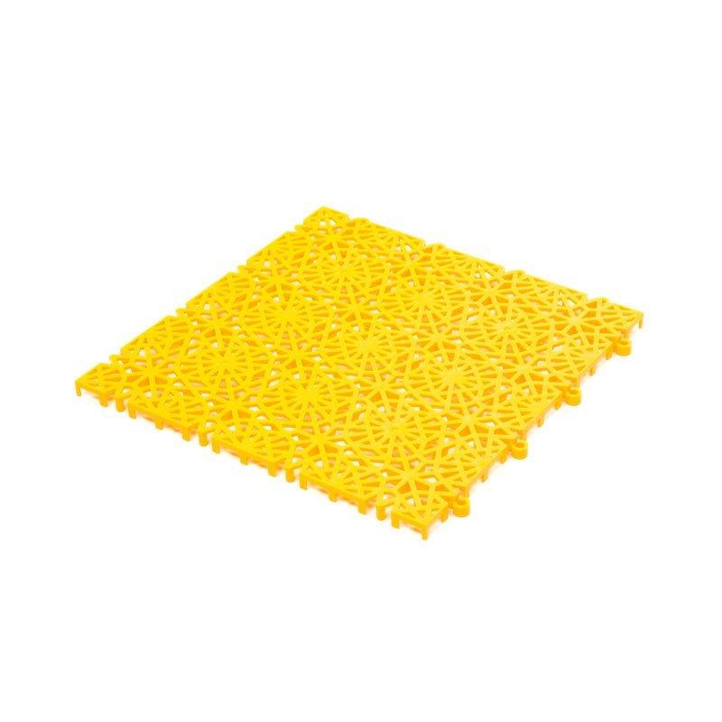 Bergo Royal System 1 Yellow flame laatta