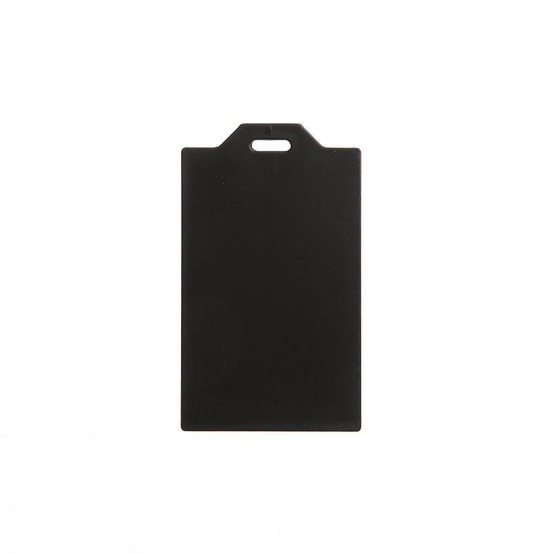 Bergo Silk black värinäyte