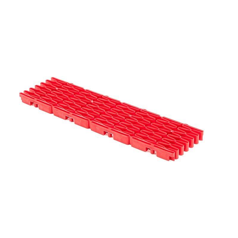 Bergo System 1 Hot red laajennuslista
