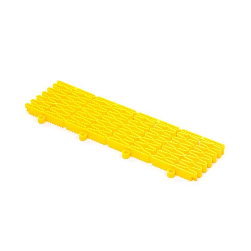 Bergo System 1 Yellow flame laajennuslista