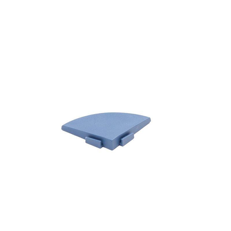 Bergo System 2 Steel blue kulmalista