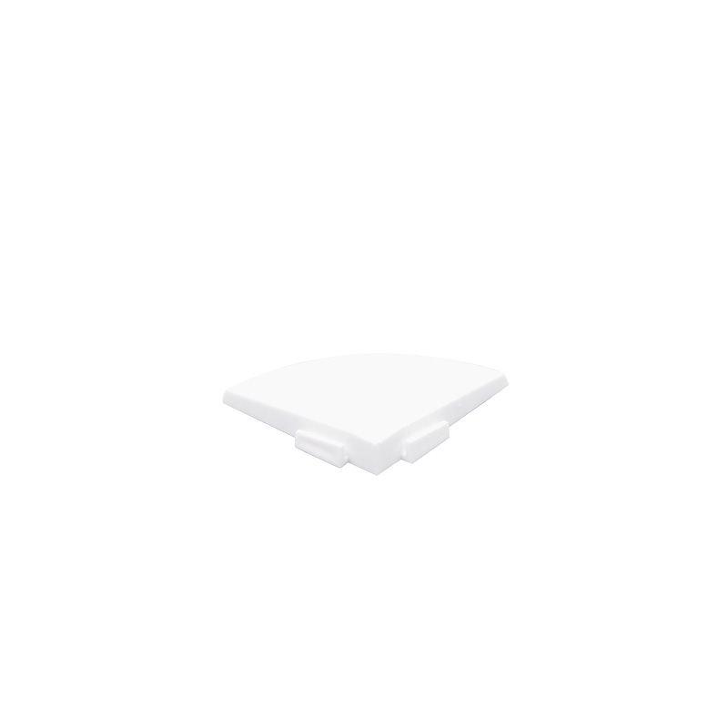 Bergo System 2 True white kulmalista