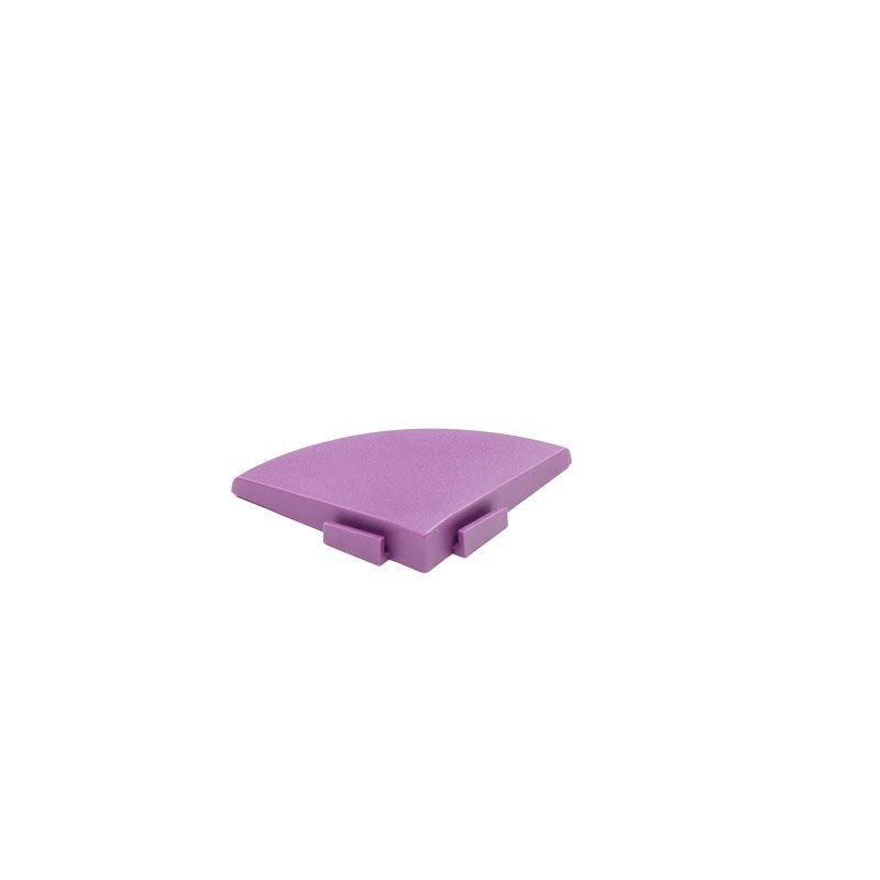 Bergo System 2 Warm violet kulmalista