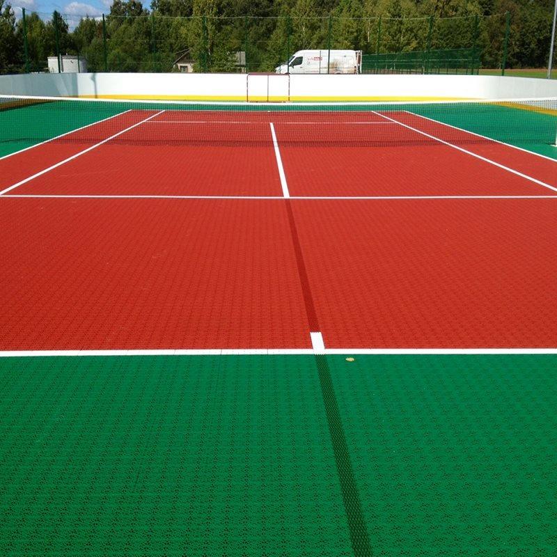 Bergo Tenniskenttä laatta
