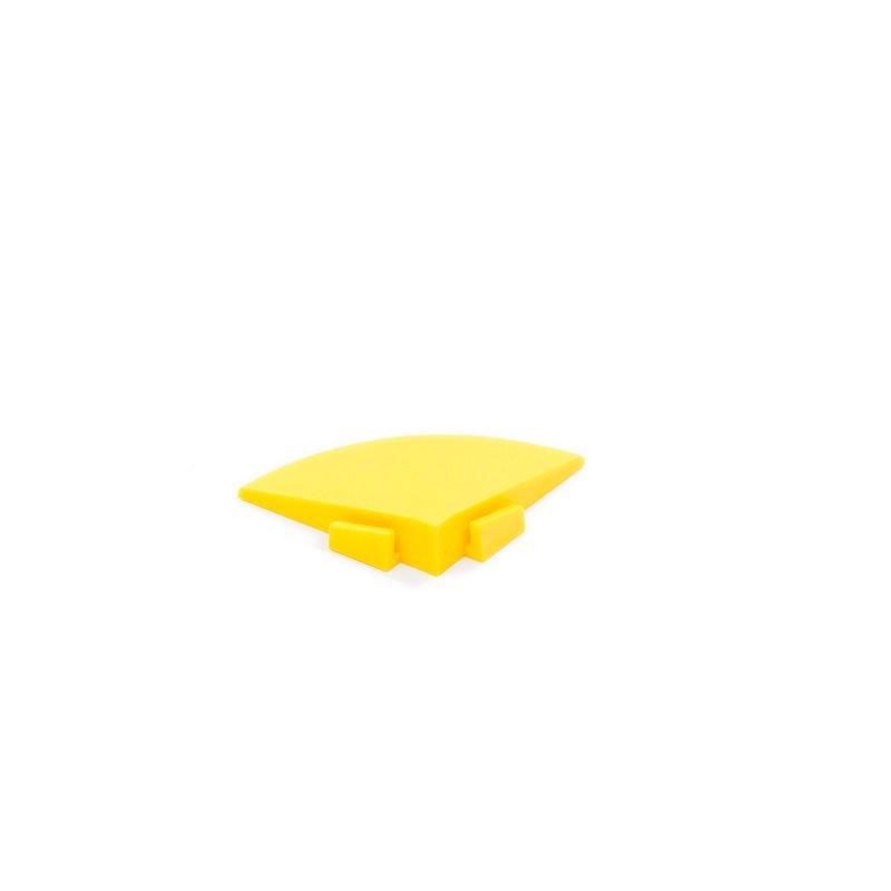 Bergo Yellow flame kulmalista