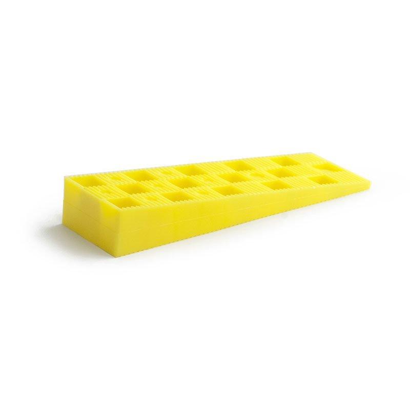 Habo 8030 Kiila vihreä muovi Keltainen