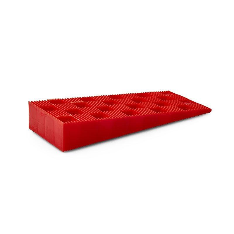 Habo 8030 Kiila vihreä muovi Punainen